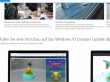 Windows 10: Release des Creators Updates ab dem 11.April