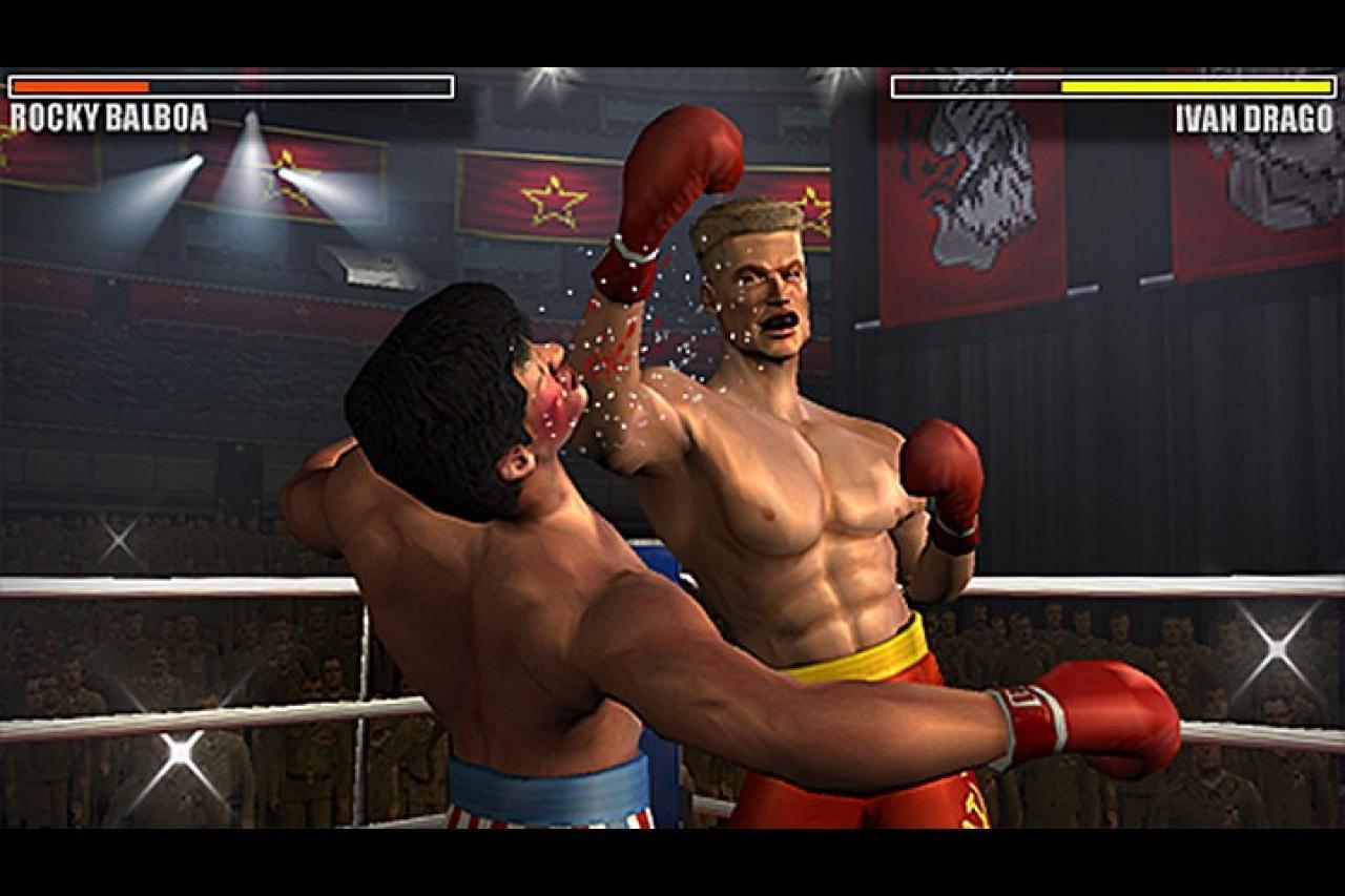 Рокко снова в бою 24 фотография