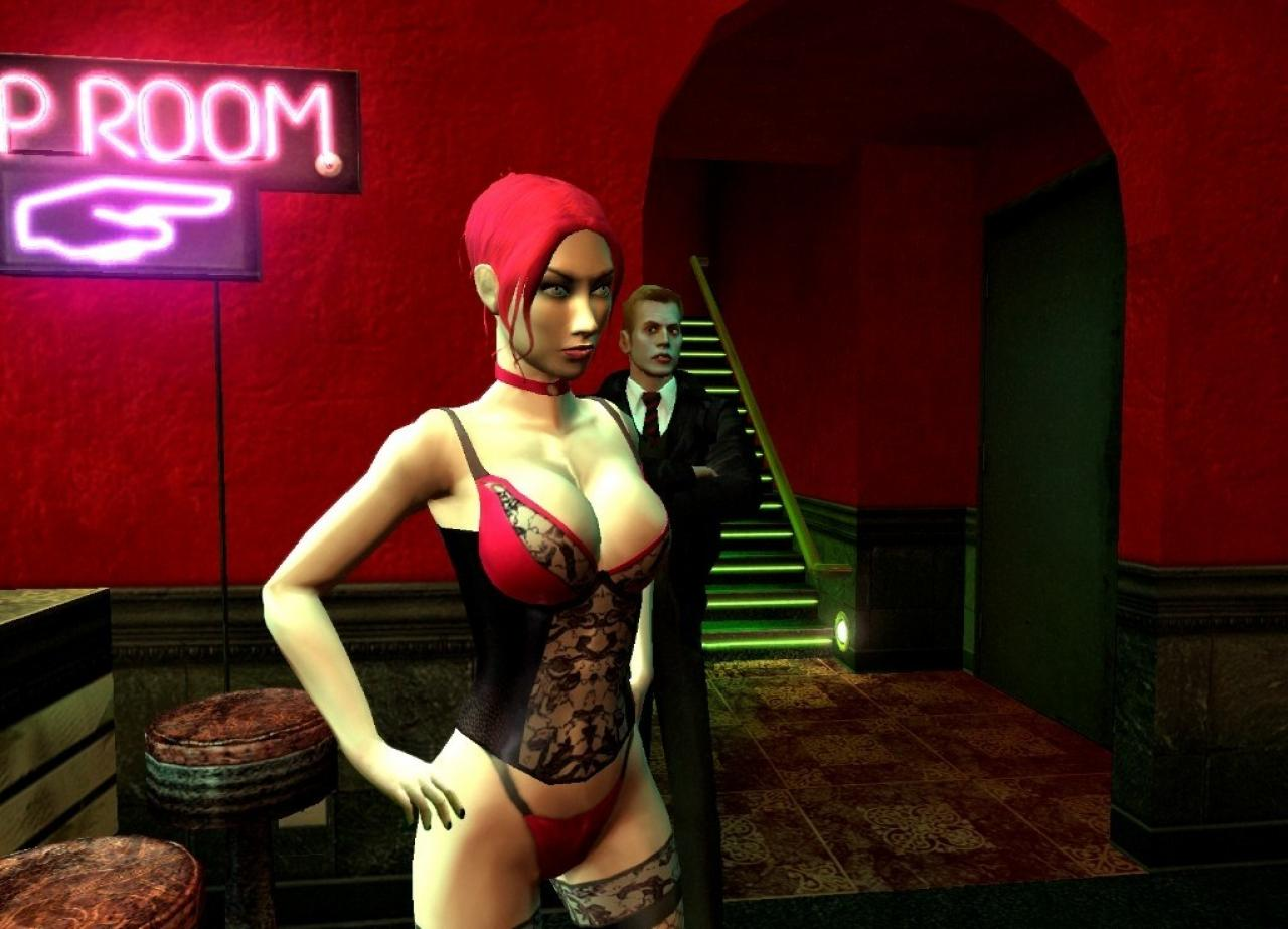 Vampire the masquerade bloodlines nackt images