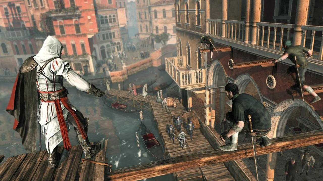 [23/10/09] Assassin's Creed 2: Ubisofts Action-Game macht ...