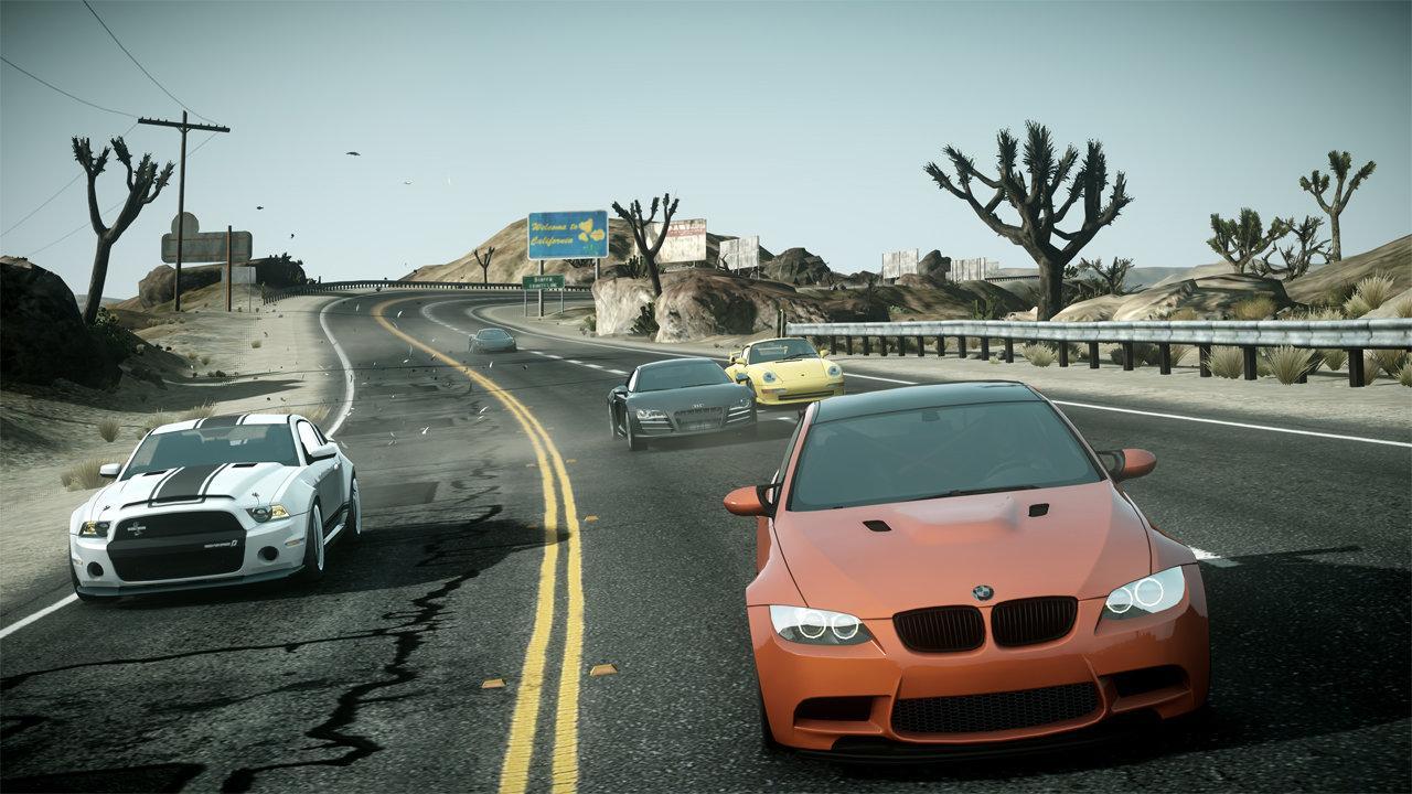 Need for Speed: The Run - Demo steht zum Download f\u00fcr PS3 und Xbox