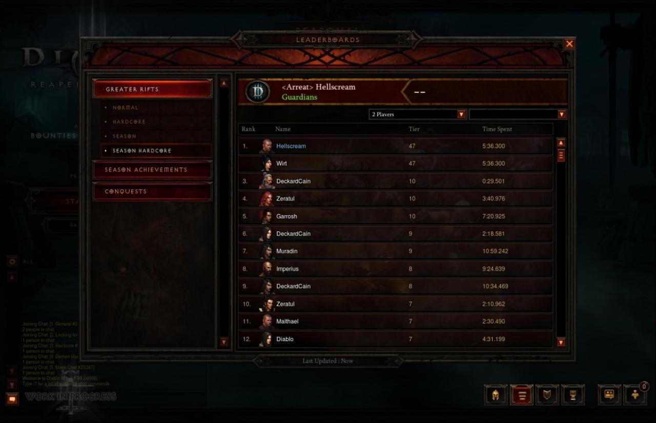 Diablo 3 203 patch notes