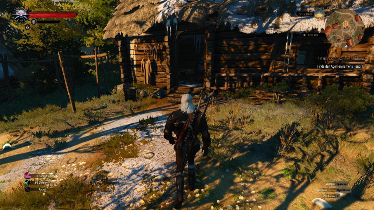 [15/05/15] The Witcher 3: PC-Screenshots. (1)
