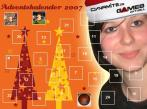 Der Adventskalender 2007.
