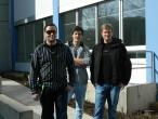 Games-Aktuell-Podcats 204: Thomas, Philip, Matti (von links)