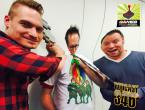 Games Aktuell Podcast 346: Florian, Thomas und Andy