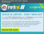 Die FIFA 16-Beta startet am 13. August.