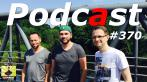 Games Aktuell Podcast 370: Andy, Olli, Max (von links)