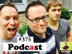 Games Aktuell Podcast 375: Andy, Thomas, Lukas (von links)