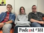Games Aktuell Podcast 381: Lukas, Katha, Thomas (von links)