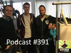 Games Aktuell-Podcast 391: Max, Stefan, Andy
