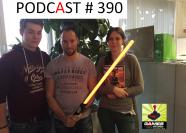 Games Aktuell Podcast 390: Stefan