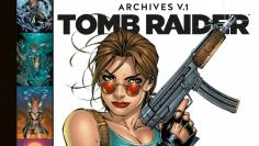 Tomb Raider Archives: Klassik-Comic-Collection angekündigt. (2)