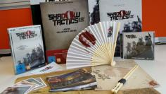 Unboxing: Wir packen die limitierte Collector's Edition von Shadow Tactics aus.
