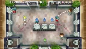 Men's Room Mayhem: Das Toilettenspiel für die PS Vita im Launch-Trailer