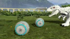 LEGO Jurassic World: Neuer Gameplay-Trailer zur Filmumsetzung