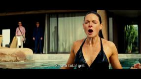 Mission Impossible: Rogue Nation - Rebecca Ferguson in einer sexy Featurette