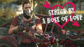 Dying Light: The Following - Knutschende Zombies im Valentinstags-Trailer