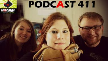 Games Aktuell Podcast 411: Isa, Katha, Julian