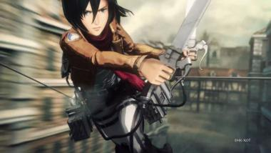 Attack on Titan: Action-Trailer zu Wings of Freedom