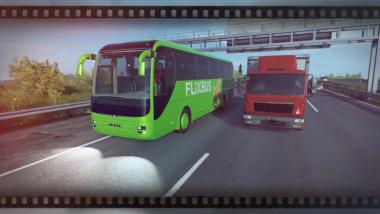 Fernbus Simulator: Trailer zur Simulation