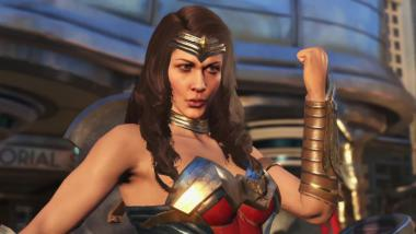 Injustice 2: SDCC-Trailer mit zwei neuen Superhelden