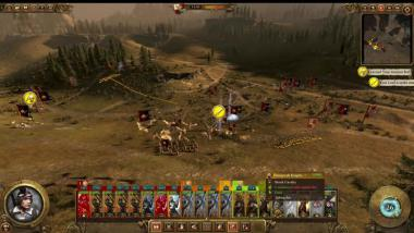 Total War: Warhammer - Der Amber Wizard aus Update 2 im Video