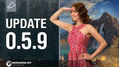 World of Warships: Patch 5.9 im Video