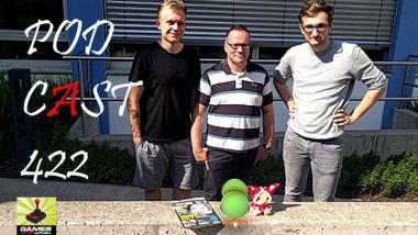 Games Aktuell Podcast 422: Hannes, Thomas, Lukas