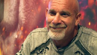 WWE 2K17: Wrestler-Legende Bill Goldberg im Interview