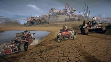"Crossout: Neuer Trailer zum ""Mad Max MMO"" - Early-Access-Start auf Steam"