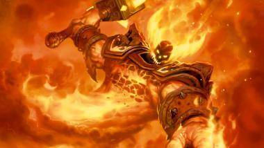 Heroes of the Storm: Feuerfürst Ragnaros im Spotlight