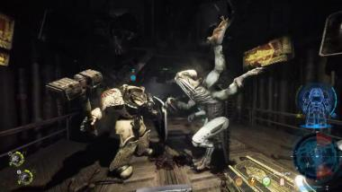 Space Hulk: Deathwing - Video: 13 Minuten Gameplay aus dem Warhammer-Shooter
