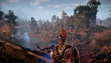 Horizon: Zero Dawn - 10 magische Grafik-Momente - Video-Special