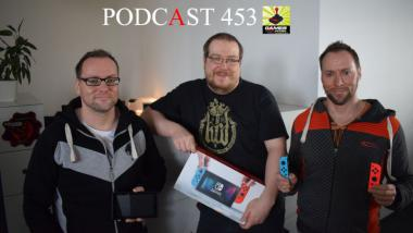 Games Aktuell Podcast 453: Switch, Mass Effect, Horizon: Zero Dawn