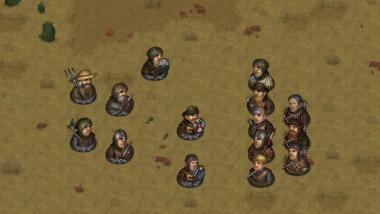 Strategie-RPG Battle Brothers: Trailer zum Launch auf Steam