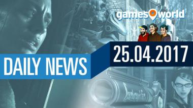 Fallout: Wasteland Warfare, Bayonetta 3, Alien: Isolation 2: Video-News am 25. April
