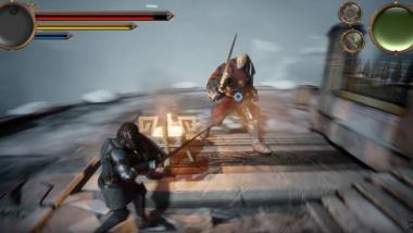 Sunless Chronicles: Gameplay-Video zum Indie-Dark-Souls