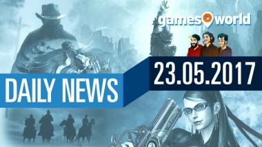 Red Dead Redemption 2, Far Cry 5, Dragon Age 4: Video-News am 23. Mai