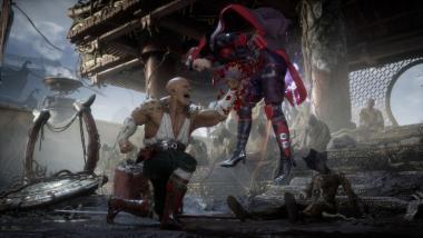 Ein Entwickler Von Mortal Kombat 11 Erklart Die Psychische Belastung Durch Arbeit An