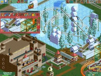 Rollercoaster Tycoon 2 Deluxe Edition