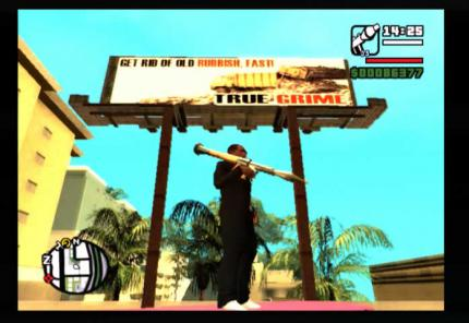 Grand Theft Auto: San Andreas - Cheats