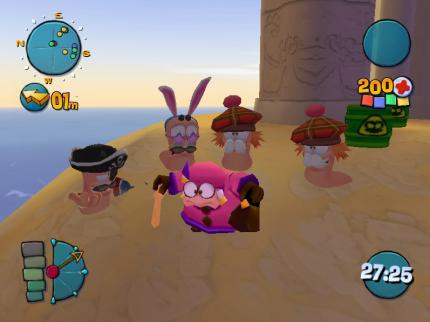 Worms 4 - Mayhem: Termin und Bilder
