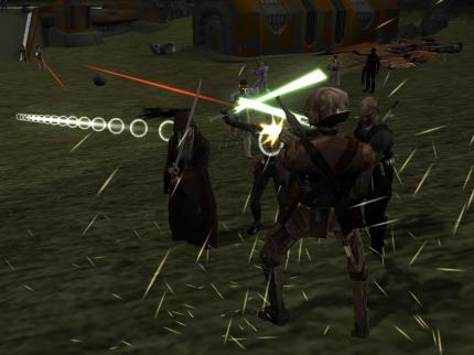 Knights of the Old Republic 2: Erster Patch verfügbar