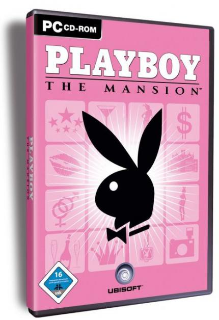 Playboy - The Mansion: Packshot