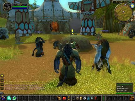 World of WarCraft: Lag-Probleme