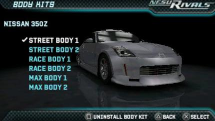Need for Speed: Underground Rivals
