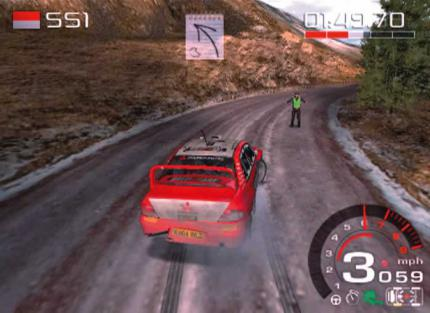 WRC Rally Evolved