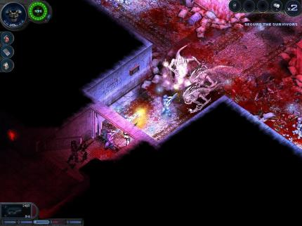 Trailer zu Alien Shooter 2