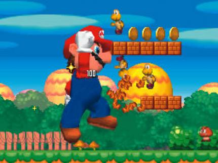 New Super Mario Bros.: Geheimnisse